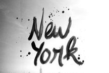 NEW YORK / MY LOVE