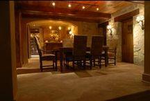 Man Cave / Man Cave Wine Cellar/Bar by Hartert-Russell