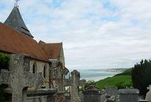 Varengeville sur mer proche de votre gite / A 23 km de votre gite Abricaux, VARENGEVILLE sur MER en Normandie ...
