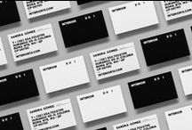 J / Business Card