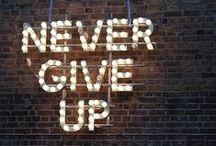 ❝ Quotes ❞ / Citas inspiradoras, que hacen sonreír o dar un paso adelante. :)