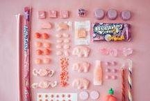 ▲ Color Palette: Pink / Pink visuals
