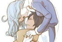 Gray and Juvia