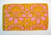 Vintage fabric / Finnish