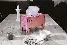 Tissue-Box - für Freudentränen und andere Zwischenfälle! / Die Werkhaus Tissue-Box fällt ins Auge, ist bei Bedarf als trendiges und nützliches Wohnaccessoire schnell griffbereit und kann auch an der Wand montiert werden. Bei der großen Auswahl an unterschiedlichen und farbenfrohen Motiven dürfen gerne ein paar Freudentränen fließen.