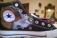 My customs / My hand - painted shoes, clothes and more