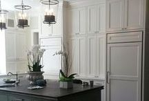 Hartert-Russell Custom Cabinetry / Hartert-Russell's custom cabinet and millwork projects that we help design, build, finish and install.