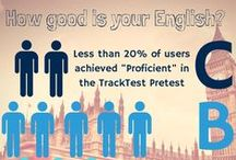 Infographics from TrackTest.eu / English test infographics