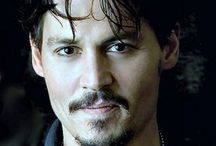 Johnny Depp - The Greatest Actor of All Time / by Syndi Espinosa