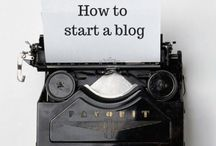 Tips for new bloggers / Pins and posts about blogging, blogging tips and tutorials and how to get started as a blogger. I'm learning something new every day.