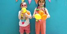 Tropical Party / Tips and Ideas on how to throw a fun and stylish Tropical Party.