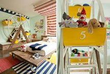 Dormir, descansar y... ¡jugar! / Mucho más que descanso. Convierte el dormitorio de tus hijos en su propio paraíso.