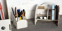 White Classics / Die Büroklassiker im neuen Gewand - Weiß die Farbe der Moderne bringt auch Ihren Arbeitsplatz in eine schlichte und aufgeräumte Optik.