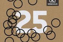 25 Jahre WERKHAUS / 25 Jahre WERKHAUS - 25 Jahre tolle und nachhaltige Ideen aus der Lüneburger Heide. Feiert mit uns! In unserem Jubiläumskatalog findet Ihr viele neue Produkte und besondere Angeboten.