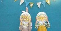 Easter Party / Tips and ideas on how to throw a fun and stylish kids Easter party