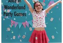 Alice In Wonderland Party / Tips and Inspiration on throwing an Alice in Wonderland Party