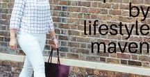 Fashion Posts by Lifestyle Maven, Vicki Marinker / Style tips and inspiration from the blog, Lifestyle Maven. Follow Vicki Marinker as she shares trends and classic outfits for women over 40.