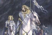 Tolkien's beautiful world
