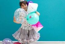 Princess Party / Tips and Inspiration on throwing a cool Princess Party