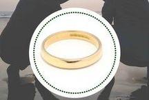 Joe's picks ♥ Antique wedding rings / Antique wedding rings