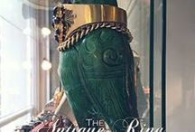 The Antique Ring Shop / Antique, vintage and retro Jewelry