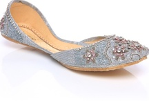 Unze Women Khussa Shoes / Now Unze is offering Asian traditional women khussa shoes.Luxurious leather Khussa collection with