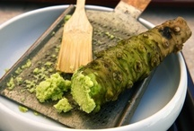 What the Wasabi! / Spice up the plate, always with sushi on the side :) / by Yoshimoto Yamaha