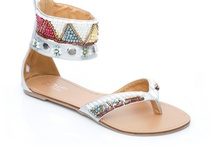 Unze Women Casual Sandals / Fashionable Women casual Flats: Style with comfort, Unze London