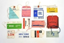 Air Memorabilia / Dedicated to the good old days when flying meant travelling in style. // STAY CLASSY //