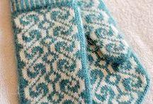 Winters Breiwerk! / Insteken - omslaan - doorhalen -af laten gaan.... Heidi, Lactatiekundige bij Borstvoeding De Basis te Nijmegen, breit voor de winter! Lekker op de bank met een bol wol en breinaalden!
