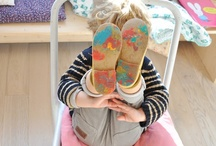 the simple things / simple living, DYI, homemade, creating with children