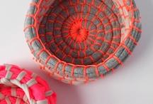 textile / textile art with children
