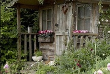 Garden Sheds and Houses