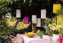 Draussen, Pflanzen, Garten(deko)