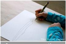 techniques / art techniques for children