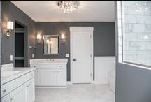 Bathrooms / LDK Master Baths, Bathrooms,  Powder rooms, Vanities and Tub and Shower Tile Details