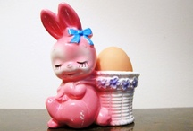 Egg Cups + Decorated Eggs / by Jane Morrison
