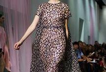 The dress/one piece / Flawless femenine dresses  / by elsa elbajari