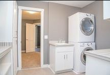 Laundry/Craft Rooms