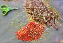 in our studio / Creative + hands-on + adventurous art making + art projects we create in the studio daily! www.handmakery.com