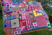 Crochet AND knitting stuff