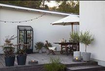 puutarhat ja ulkotilat/gardens and exteriors