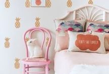 Small fancy spaces / Kid's room
