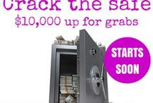 Crack the safe promotion / Superloans - Crack the safe promotion $10,000 up for grabs crack the 4 digit pin to win the cash!