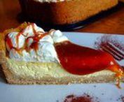 """CHEESECAKE / tarte coapte sau """"la rece"""" cu blat de biscuiti si creme din diverse  branzeturi asortate cu fructe, sau diverse sosuri  retete de cheesecake"""