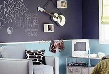 Ideas for Tim's room