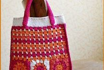 Spring & Summer Time / Handknit & crochet projects inspired by Spring season