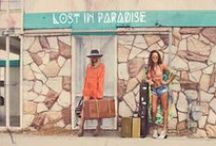 Lost in Paradise / SS 2014 Collection