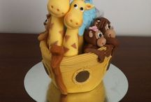 Celebration Cakes / By Susan Mason