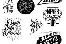 Calligraphy & Lettering / #Calligraphy #Lettering #Typography